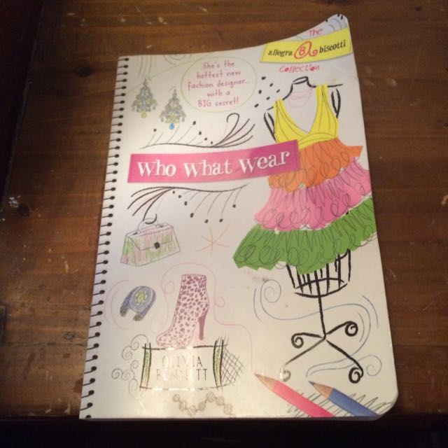 Who What Wear By Olivia Bennett