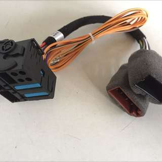 OEM VW CANBUS ADAPTER TO QUADLOCK CONVERSION CABLE