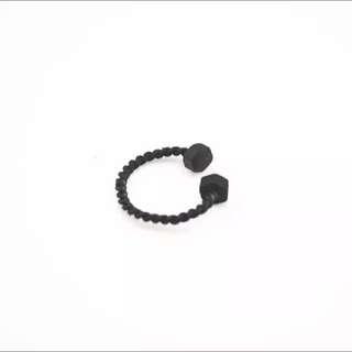 Accessory💍螺絲頭麻花戒指