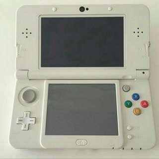 """(Reserved) Pre-Owned """"New"""" 3DS (JP Set)"""