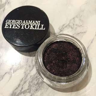 Giorgio Armani Eyes To Kill Eyeshadow in #2 Red Lust