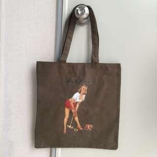 復刻版購物袋~