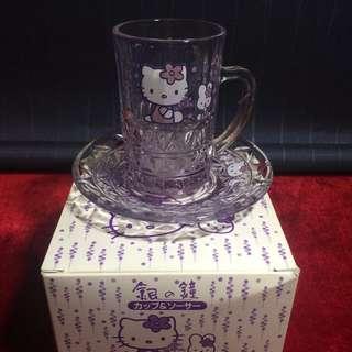(暫售)《銀の鐘》Hello Kitty 杯子杯盤 ❤️❤️