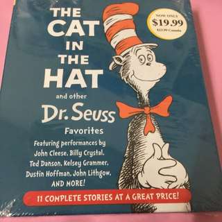 The Cat In The Hat And Dr.seuss