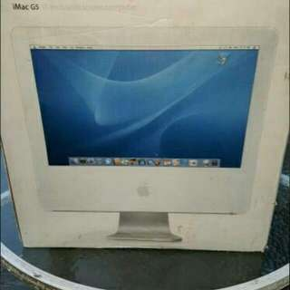 17 Inch iMac All In One G5 Computer