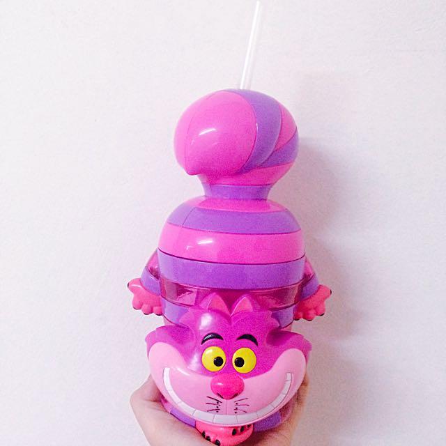 暫售唷 愛麗絲夢遊仙境 笑笑貓 妙妙貓 迪士尼樂園 杯子