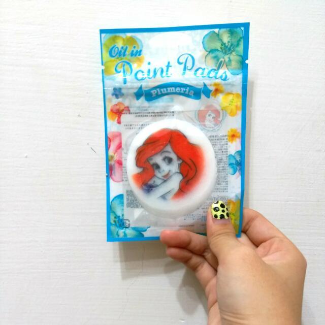 全新 迪士尼 面膜 小美人魚 日本 專賣