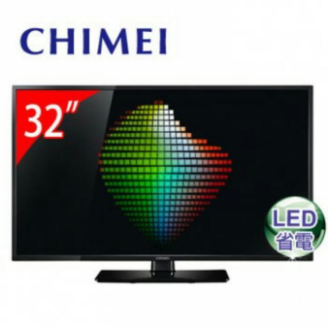 CHIMEI 奇美 32型 液晶顯示器 電視 附藍光護目鏡