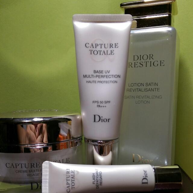 [漢神正品]Dior Capture保養組+精華液