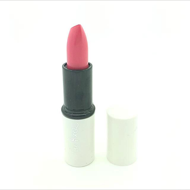 ERE PEREZ Rich Olive Oil Lipstick shade SURPRISE (matte medium hot pink)