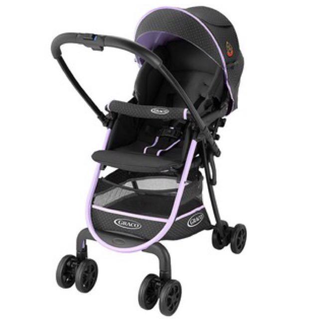 保留中👶GRACO🈹超輕量型 雙向 嬰兒 幼兒 手推車✨城市漫遊 R 挑高版🌺嬰兒車 嬰兒推車 娃娃車🎉 Citi Lite R UP ✔️ Baby の 二手 商品💕