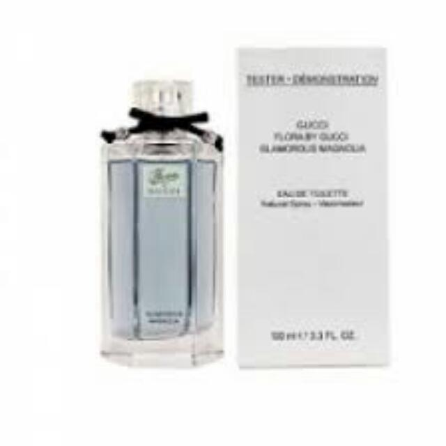 c2fb07479e2 Gucci Flora Glamorous Magnolia Women 100ml EDT Spray Tester Pack ...