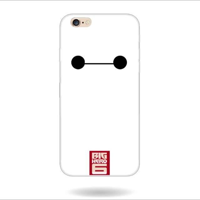 Iphone6大白手機硬殼(全新品)