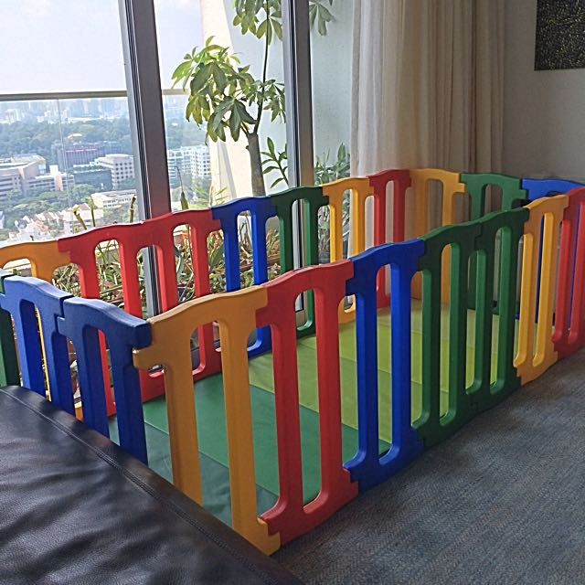Jolly kidz Playpen