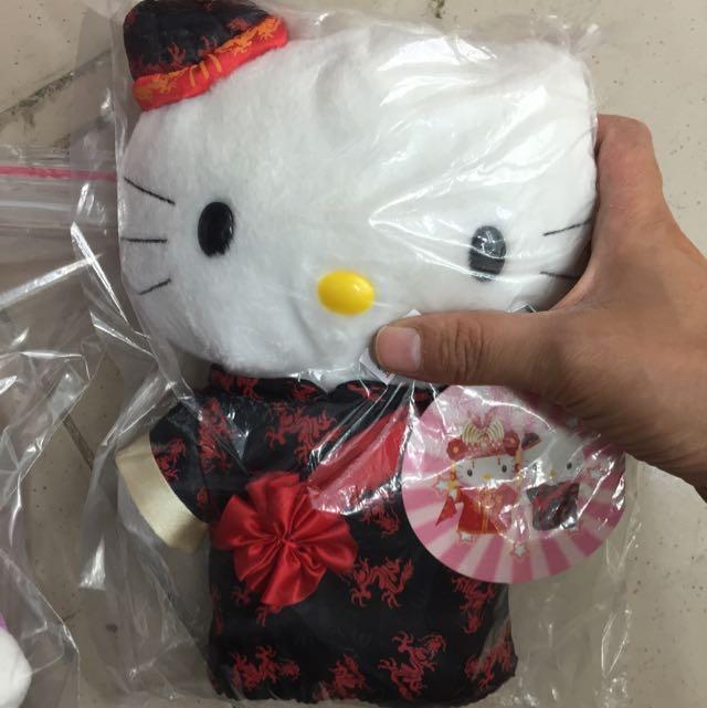 絕版kitty限量一隻特價199