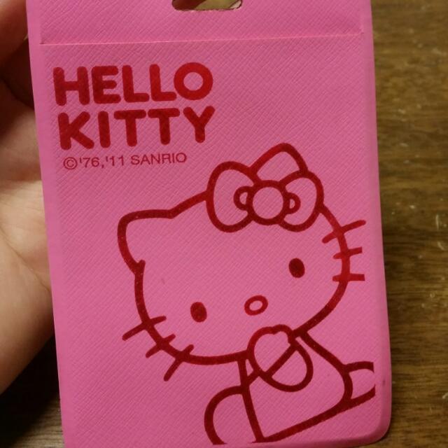 Kitty正版卡夾