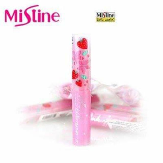 泰國正品Mistine草莓護唇膏