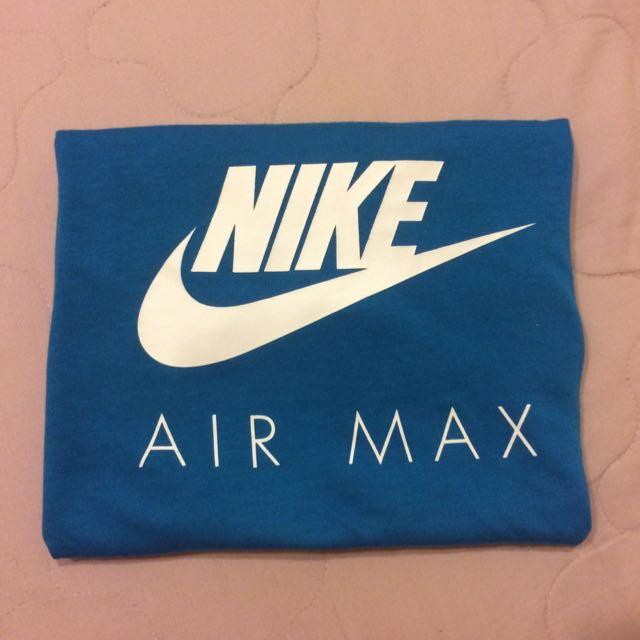Nike Air Max 短t