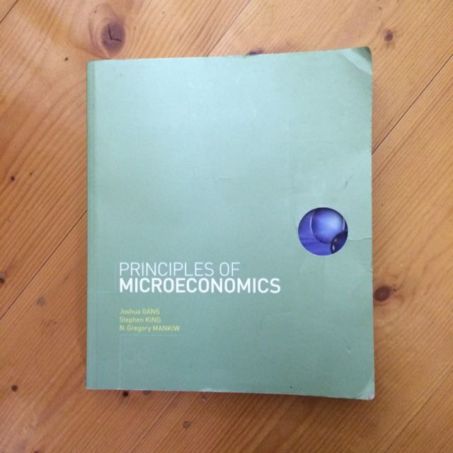 Principles Of Microeconomics 5e