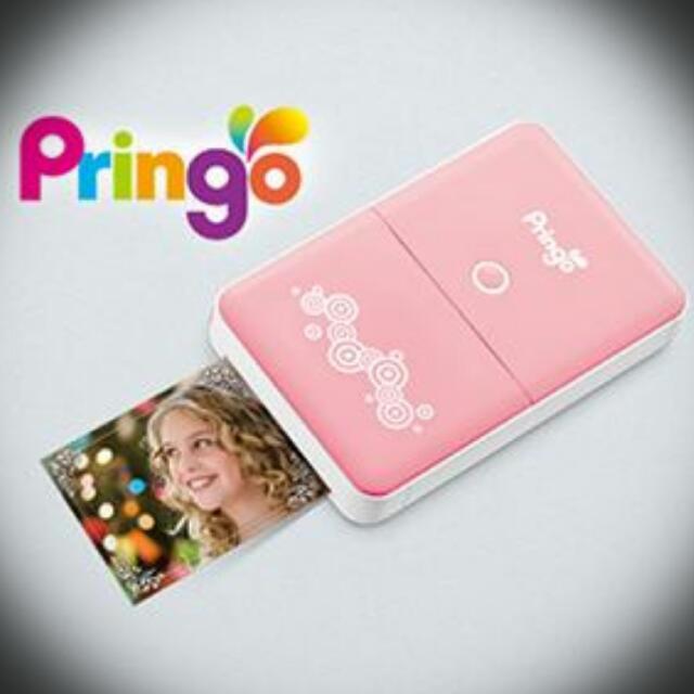 Pringo相片紙及色帶