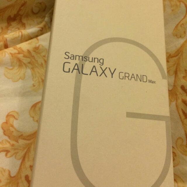 (全新)Samsung Grand Max白