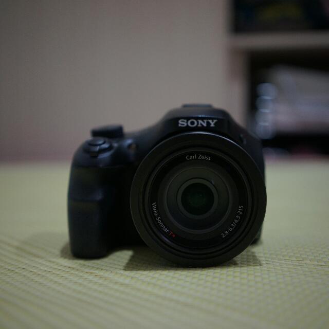 SONY  HX400V 50倍光學 類單眼
