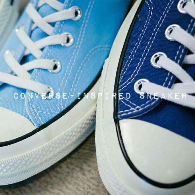 Unisex Converse-inspired Sneaker