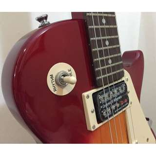 Epiphone Electric Guitar Les Paul 100 Heritage Cherry Sunburst