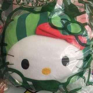 麥當勞 麥麥幫 西瓜款 Hello Kitty