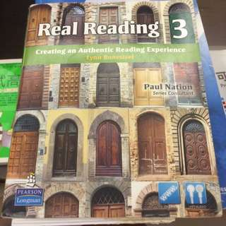 二手Real Reading 3
