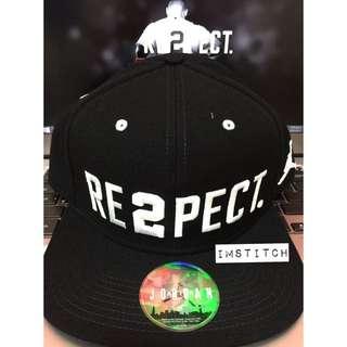 👍正品 Re2pect x JORDAN 帽子 SNAPBACK