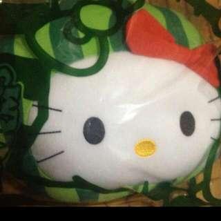 麥當勞西瓜Kitty抱枕