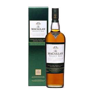 BNIP Macallan Select Oak 1L 1824 Collection