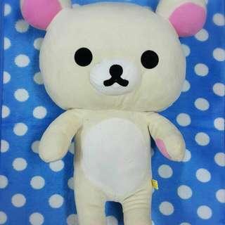 拉拉熊的妹妹 之小白熊