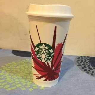 Starbucks 全新星巴克隨手杯 16oz