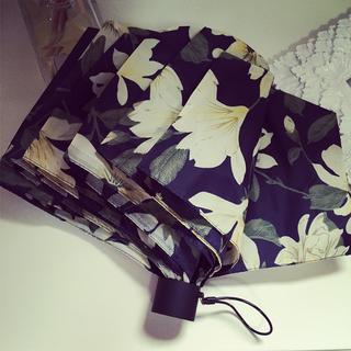 現貨!!日單小花雨傘遮陽傘