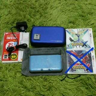 Nintendo 3DS XL + R4 Card