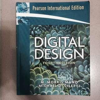 數位系統 DIGITAL DESIGN