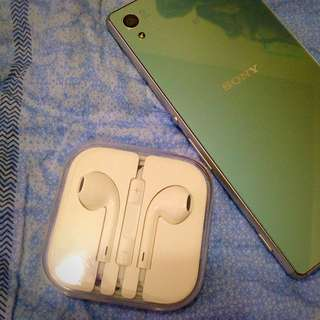 I Phone 蘋果原廠耳機 I5 I6