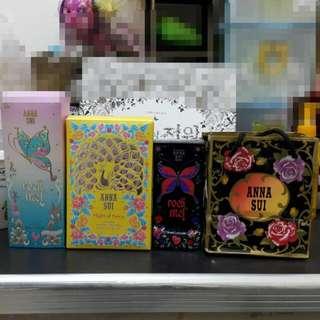 ANNA SUI紙盒紙袋