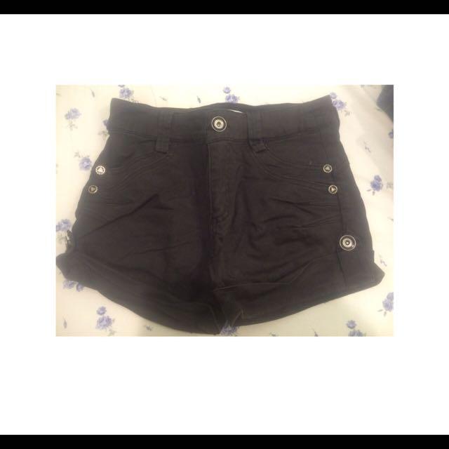 全新 $50 運$30 S 黑色短褲