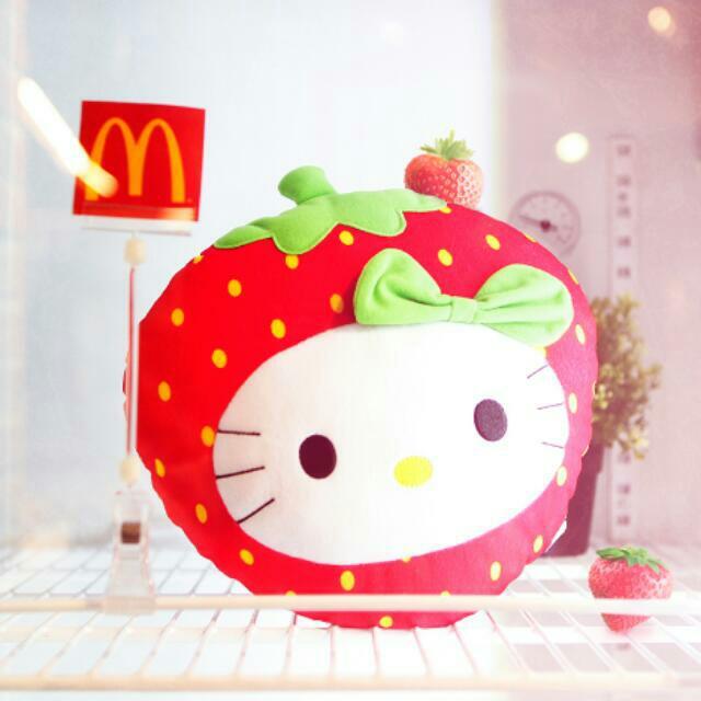 🍓麥當勞限量 仲夏農場甜蜜草莓