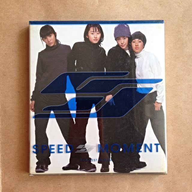 [二手正版CD] SPEED / MOMENT