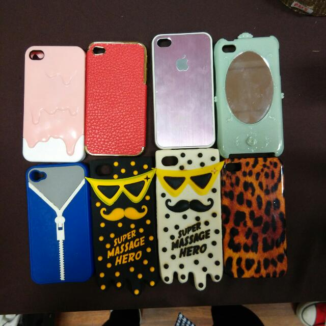 IPHONE 4 4S Cover Casing