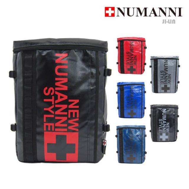 NUMANNI機車族救星-防水機車單車後背包
