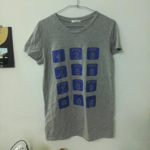 二手T-shirt