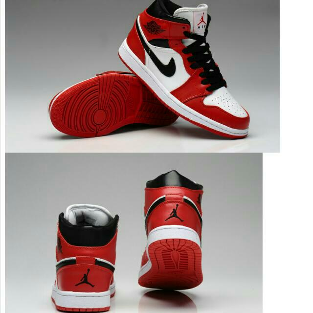 Unisex Nike Air Jordan High Cut Shoe Men S Fashion On Carousell