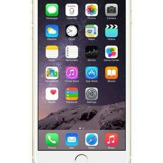 IPHONE6金色/4.7吋/64G