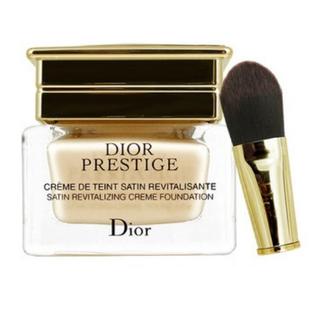 💥套裝拆售♕ ✨ Dior花蜜活顏粉底液專用 ✨ 《配的一隻粉底刷》金色 迷你便攜款 💥