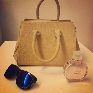 二手#輕巧可愛時尚手提包
